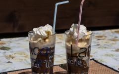 Ledová káva chutná skvěle...většinou