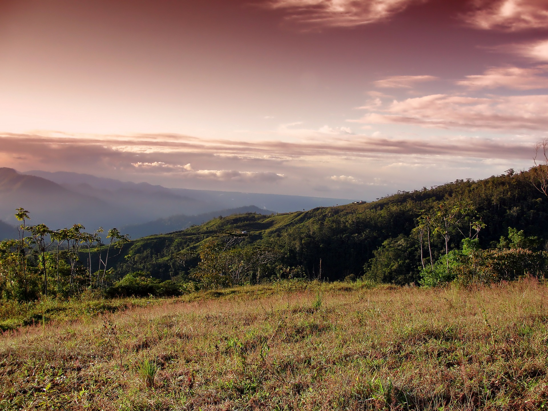 Nádherná příroda Kostariky