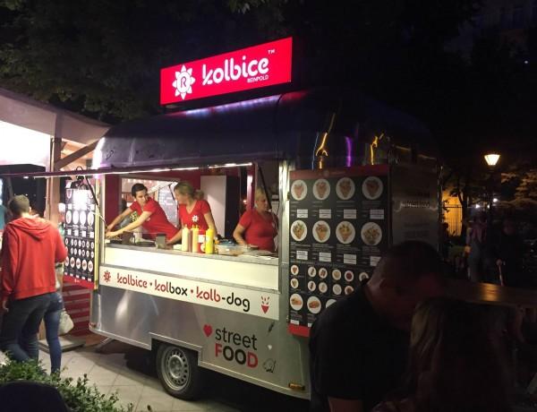 Vozy jsou velmi nápadité - Facebook události Food Truck Festival