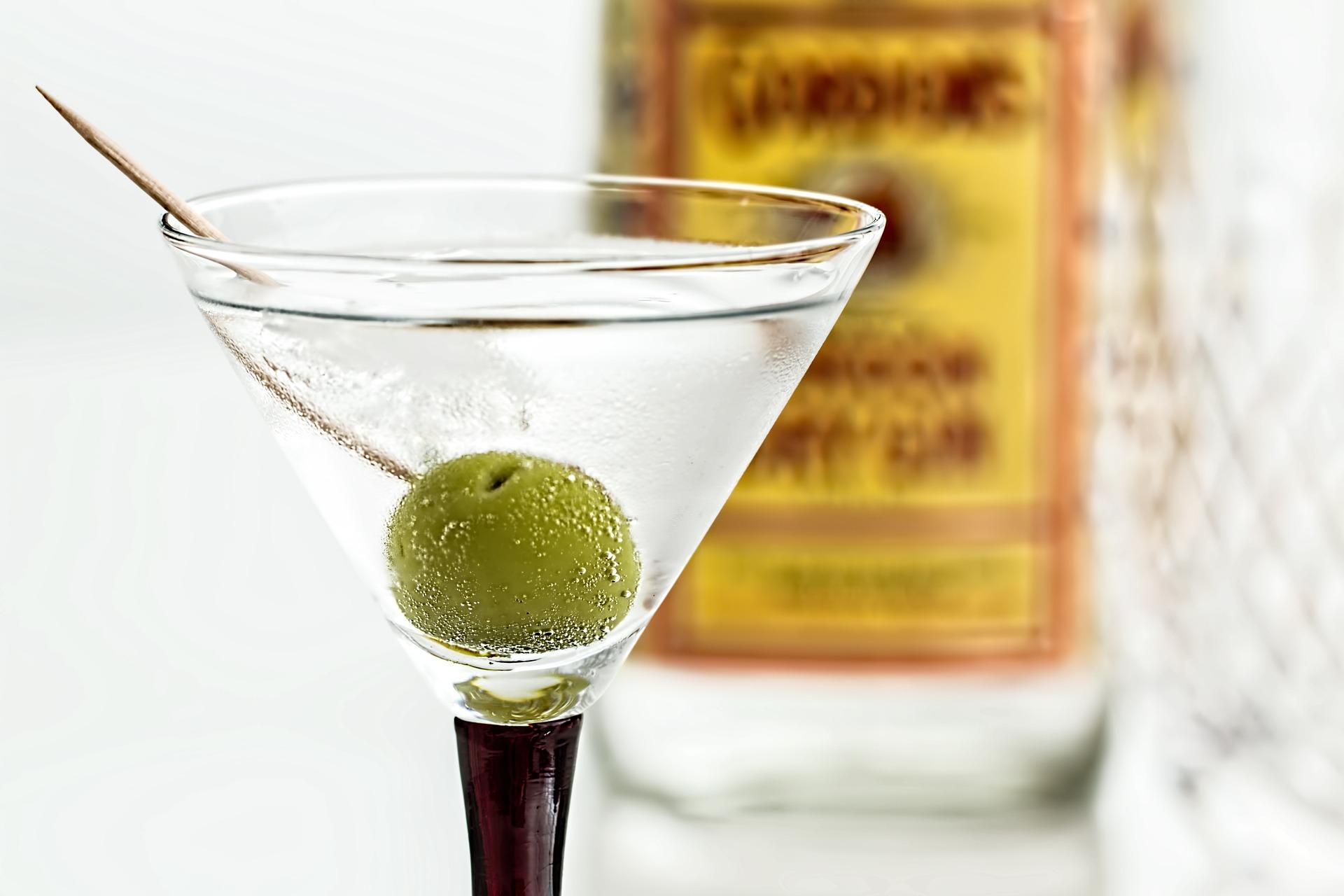 Gin - www.pixabay.com