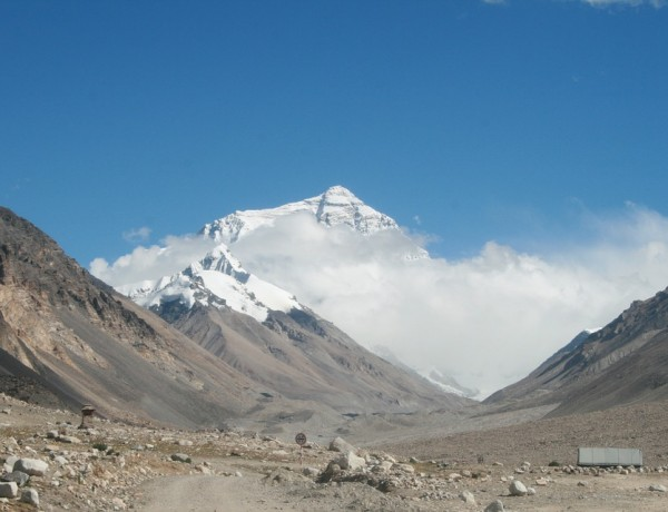 Mount Everest - www.pixabay.com