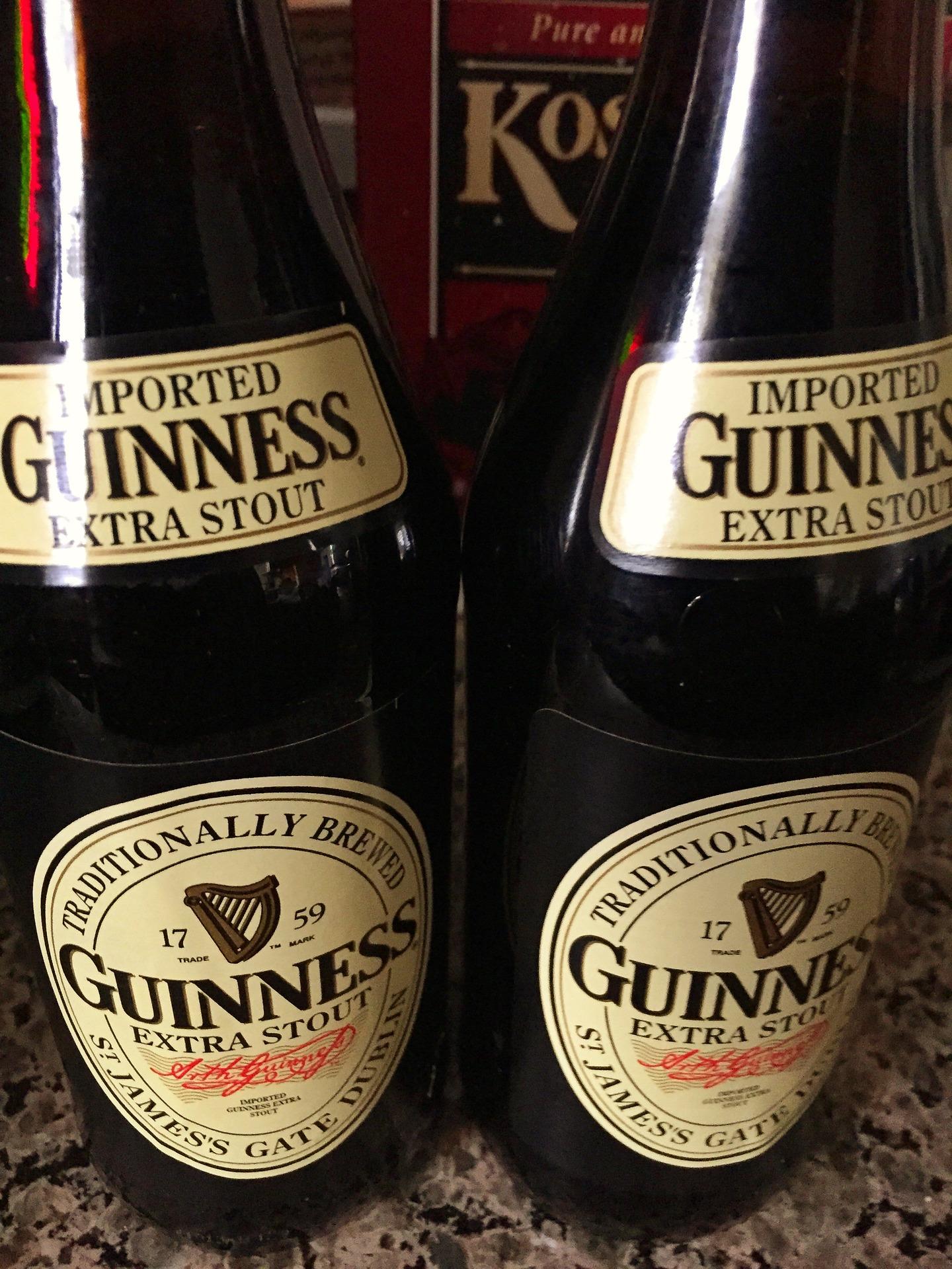 Nejlepší je z dobrého černého piva - www.pixabay.com