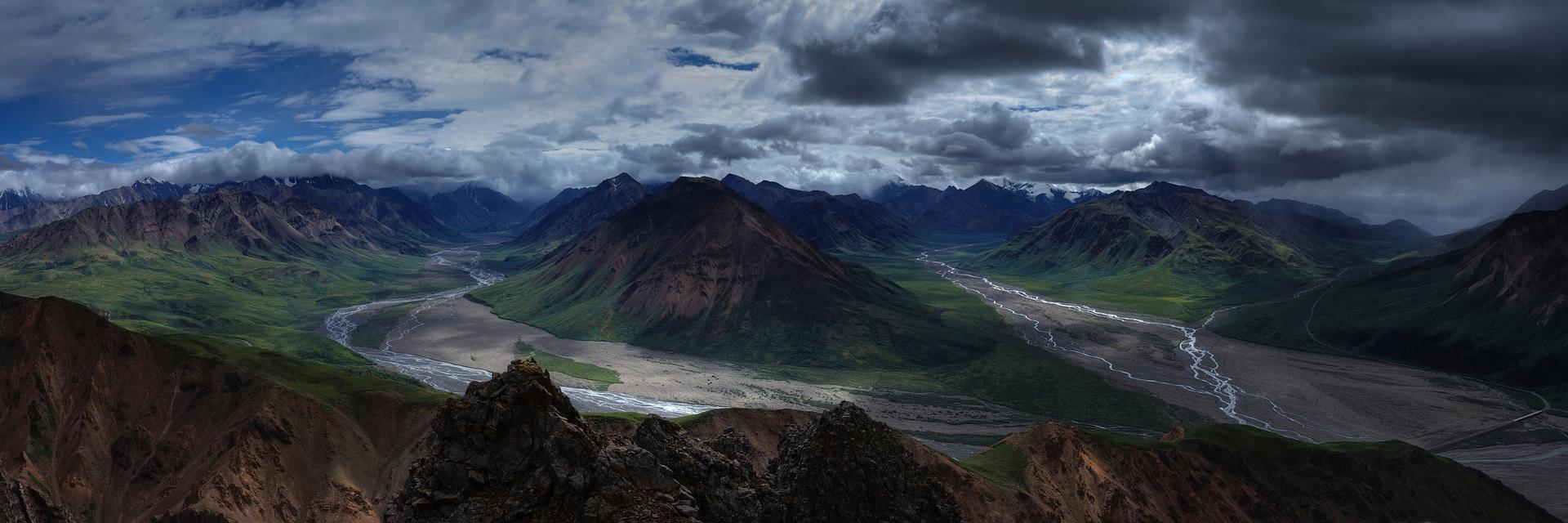 Krajina je krásná a drsná - www.pixabay.com