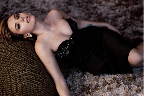 instagram Scarlett Johansson