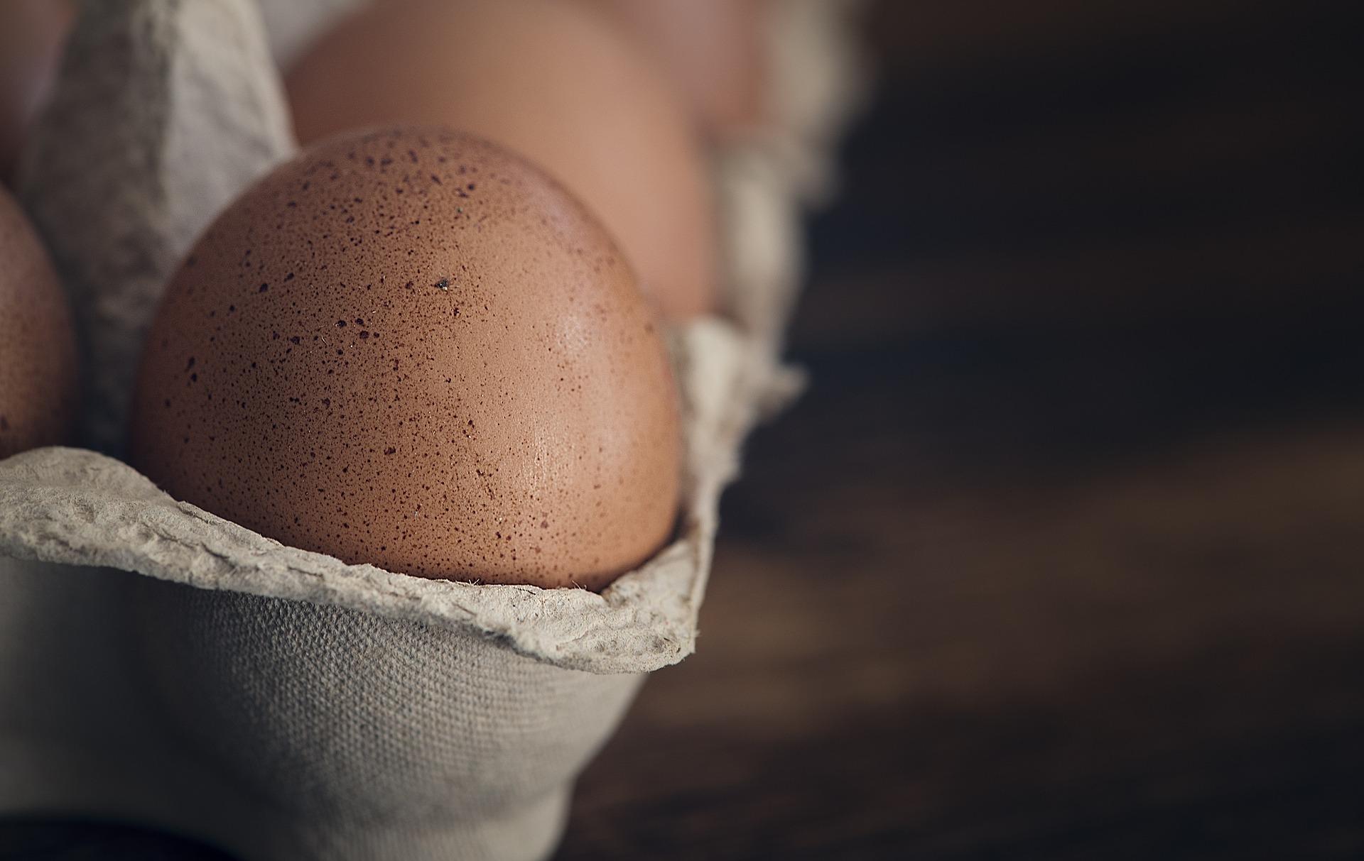 Trochu umyté vajíčko - www.pixabay.com