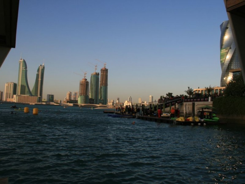 70.3 Ironman v Bahrainu je zážitek - archiv Honza Tománek