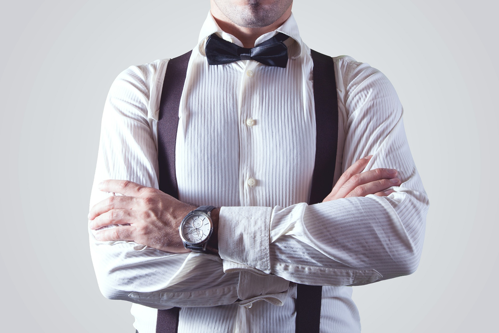 Ta pravá košile vám sedne - www.pixabay.com
